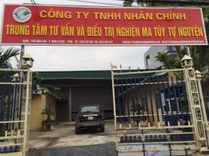 trung tâm cai nghiện ma túy tự nguyện tại Ninh Bình