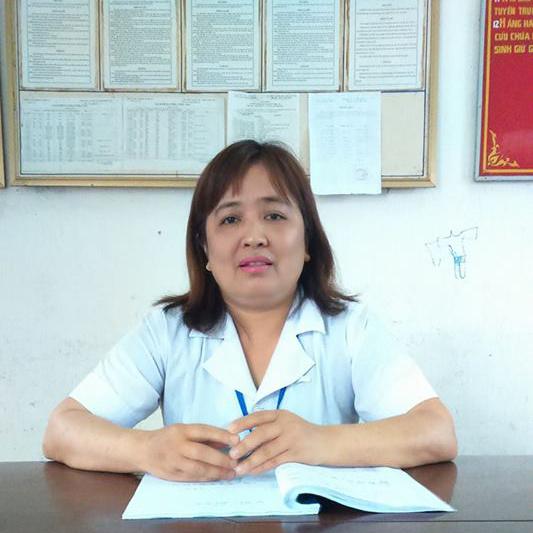 Bà Nguyễn Thị Châu